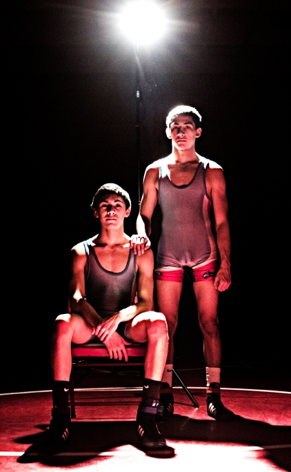 From left, Louis and Julian Arellano have surpassed all expectations this season.